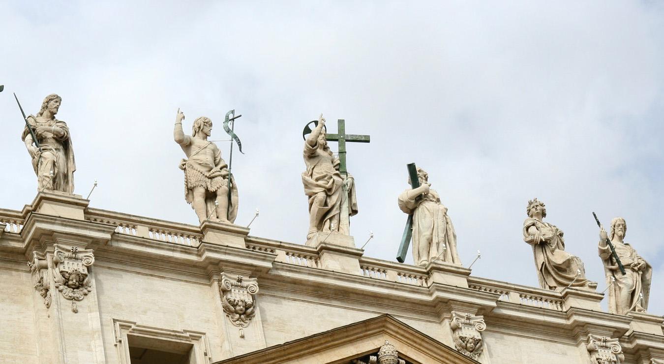 Among the Saints