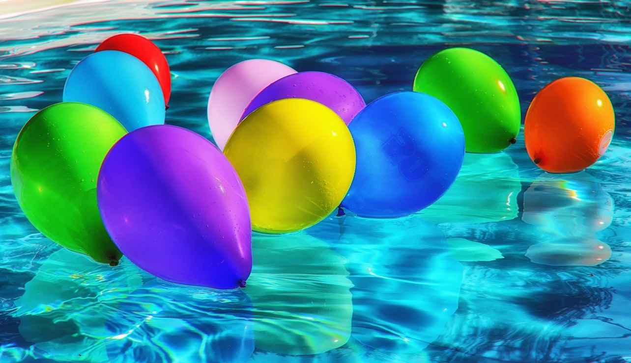 "Sermon Notes: ""A Pool Party!"""