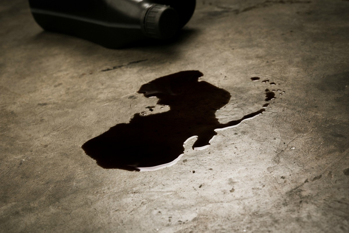 Sermon Notes: YOU'RE LEAKING OIL