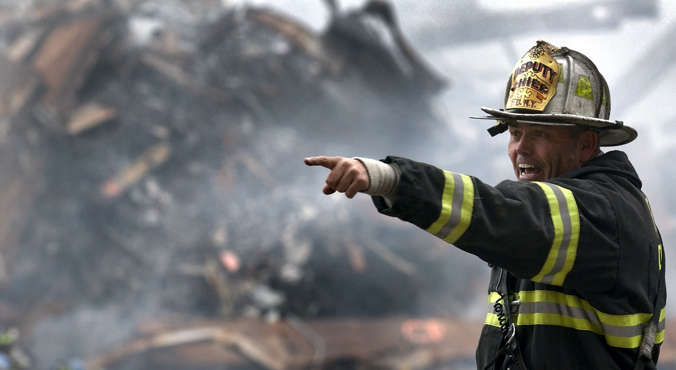 A Prayer for Emergency Personnel