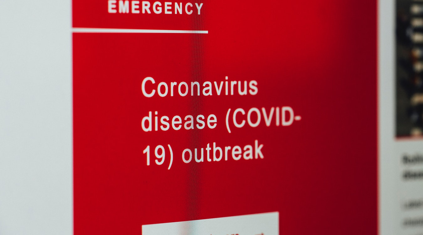 A Prayer Regarding the Coronavirus