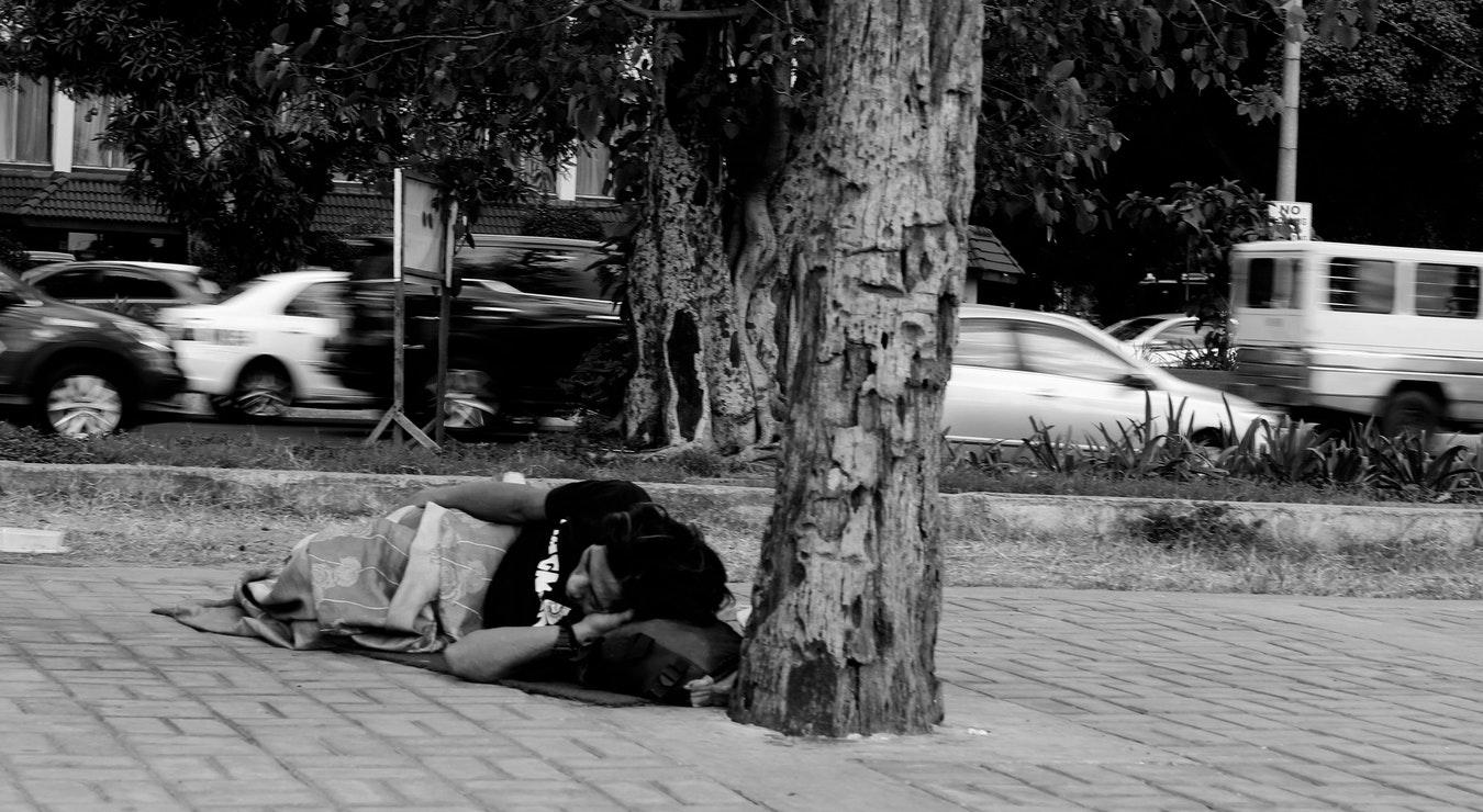 A Prayer for the Homeless
