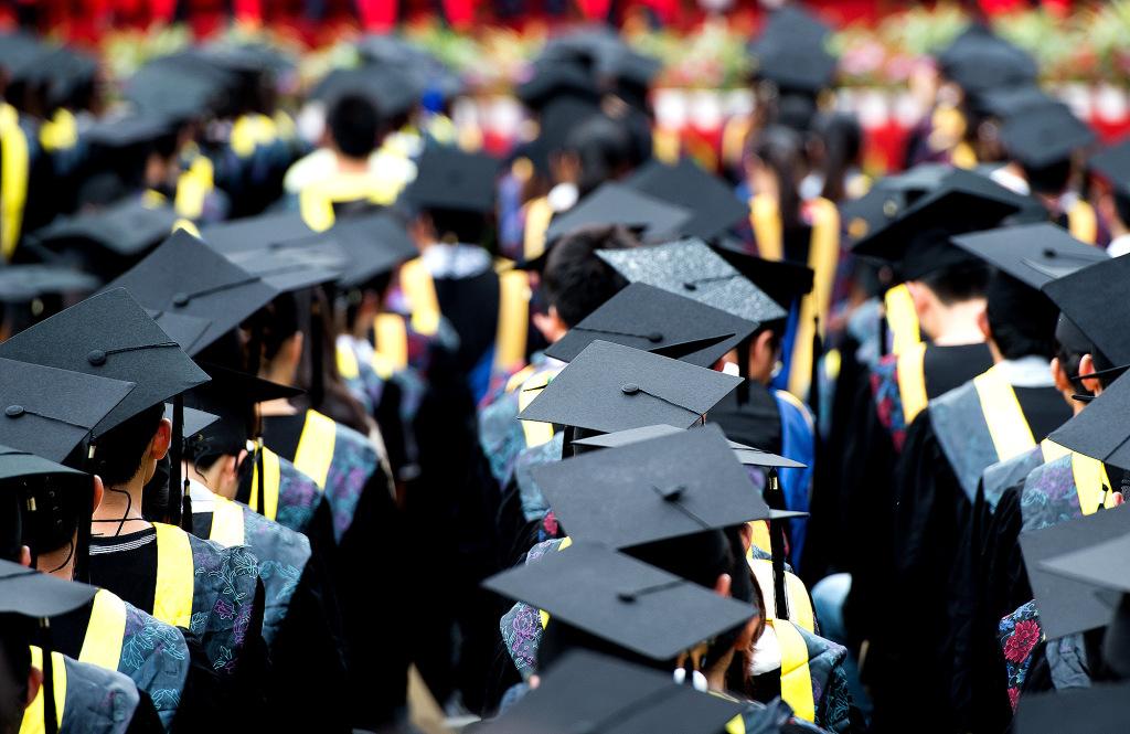 A Prayer for Our Graduates